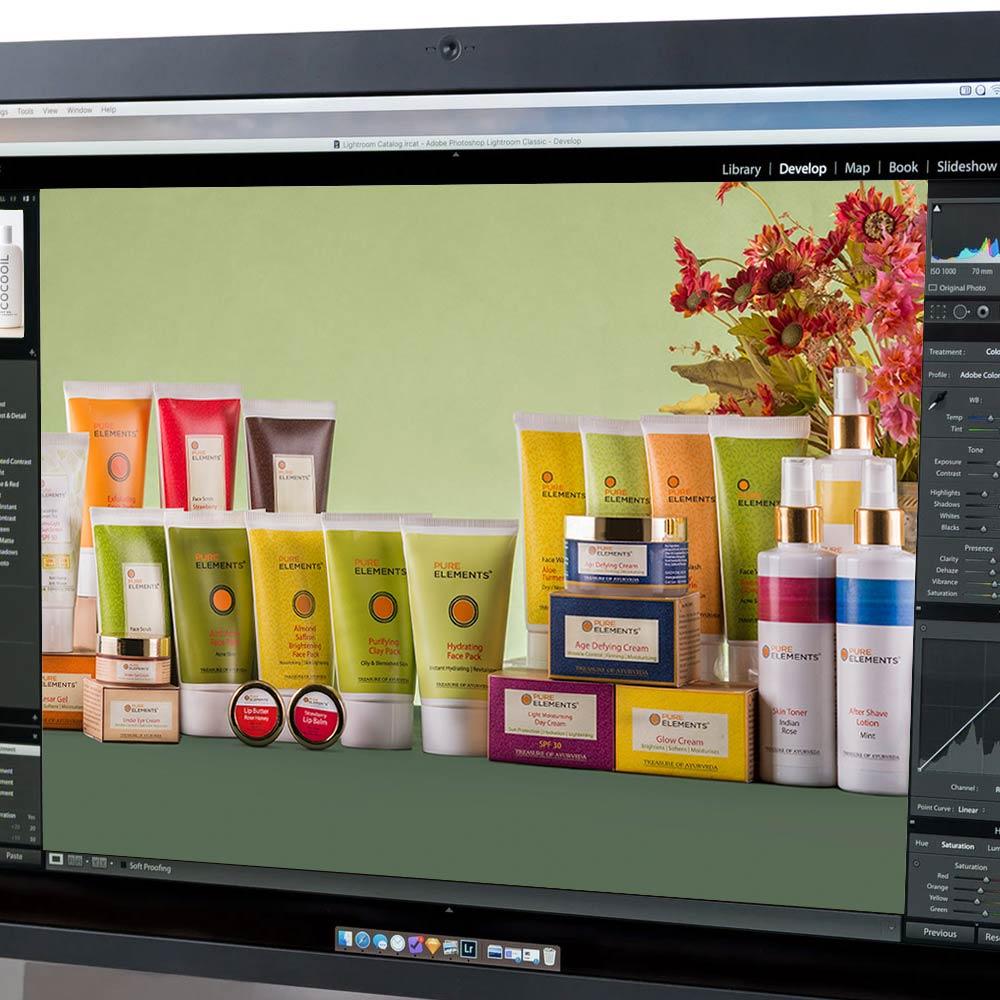 Ürün & Ticari Fotoğraf Rötuş ve Maniipulasyon